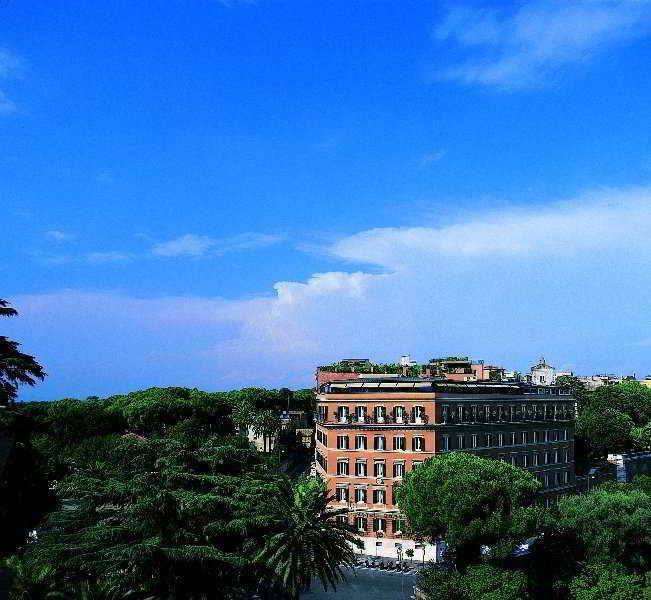 Holidays at Eden Rome Hotel in Rome, Italy