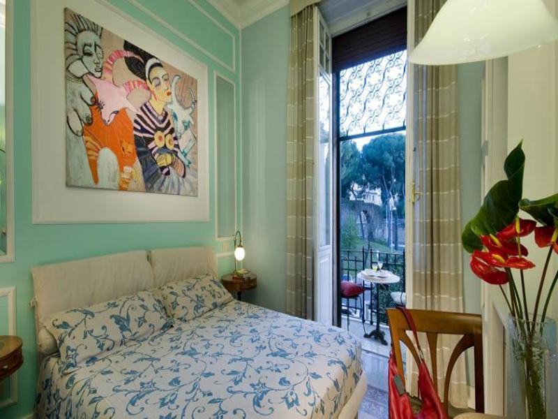 Holidays at Emona Aquaeductus Hotel in Rome, Italy