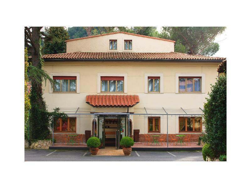 Holidays at Eurogarden Roma Hotel in Rome, Italy