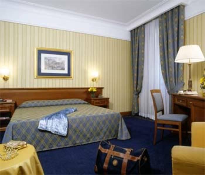 Holidays at Eurostars International Palace Hotel in Rome, Italy