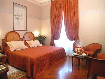 Holidays at Farnese Hotel in Rome, Italy