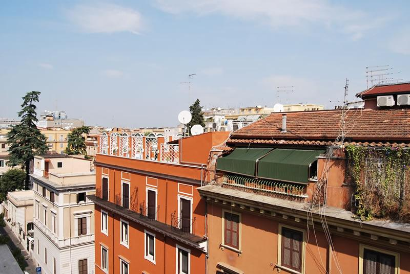 Holidays at Fawlty Towers Hotel and Hostel in Rome, Italy