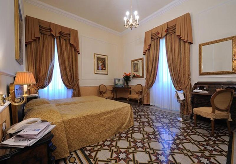 Holidays at Giulio Cesare Hotel in Rome, Italy