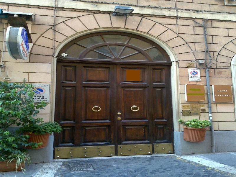 Holidays at Lazzari Hotel in Rome, Italy