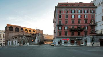 Holidays at Locanda Del Fante Hotel in Rome, Italy
