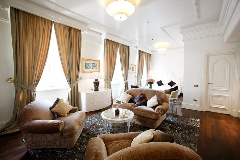 Holidays at Majestic Rome Hotel in Rome, Italy