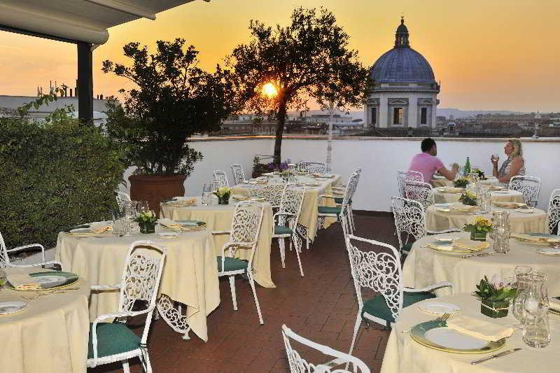Holidays at Mecenate Palace Hotel in Rome, Italy