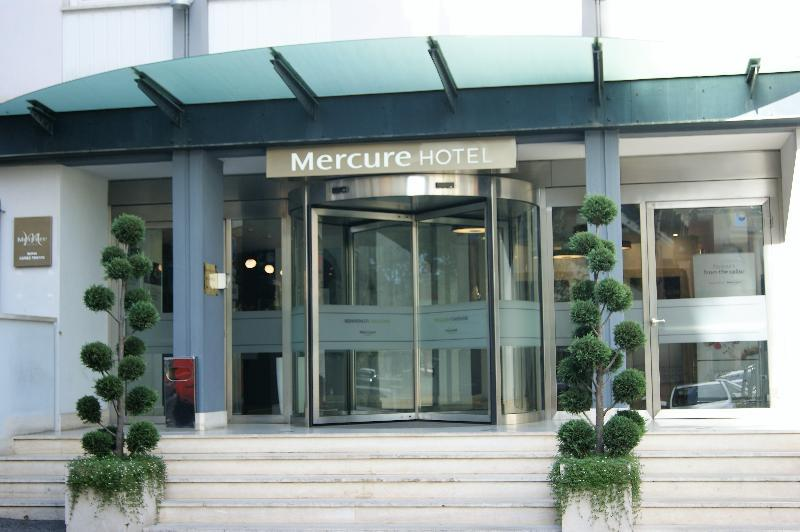 Holidays at Mercure Roma Corso Trieste Hotel in Rome, Italy