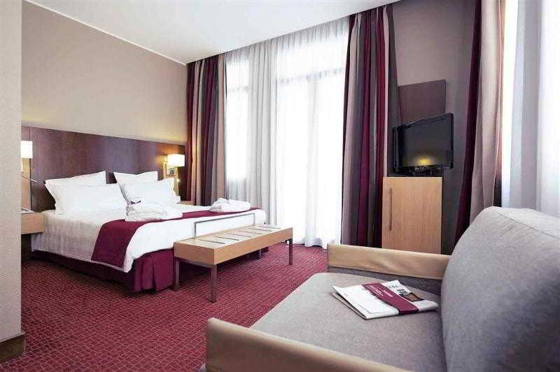 Hotel Mercure Roma Piazza Bologna Booking