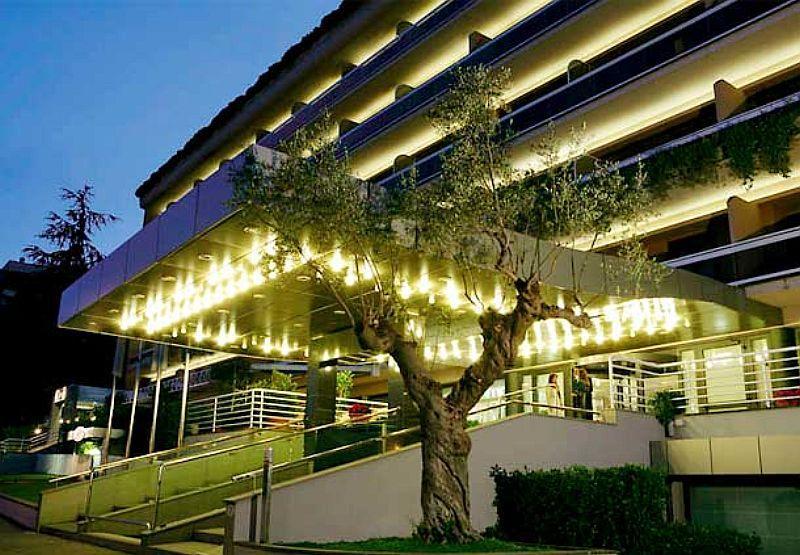 Marriott Park Hotel Roma