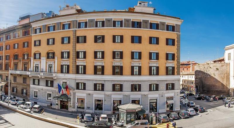Holidays at Bettoja Hotel Nord Nuova Roma in Rome, Italy