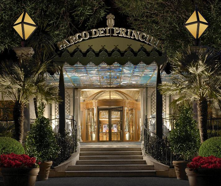 Holidays at Grand Hotel Parco Dei Principi in Rome, Italy