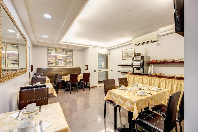 Holidays at Sallustio Hotel in Rome, Italy