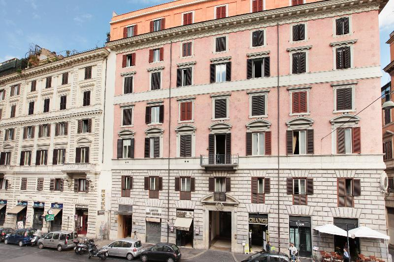 Holidays at Solis Hotel in Rome, Italy