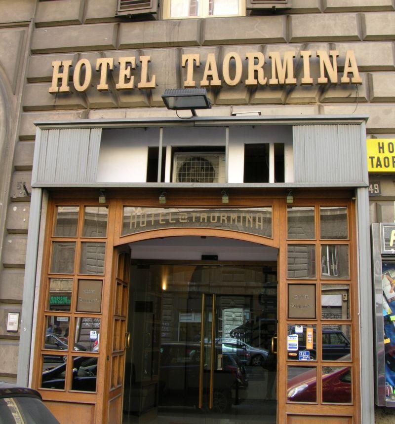 Holidays at Taormina Hotel in Rome, Italy
