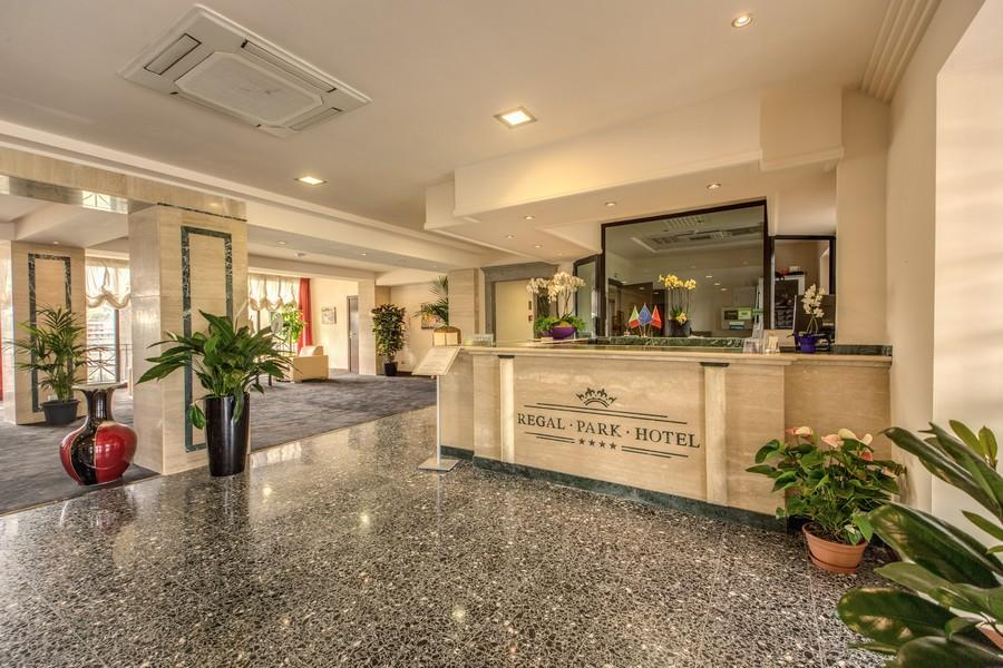 Holidays at Regal Park Hotel Rome in Rome, Italy