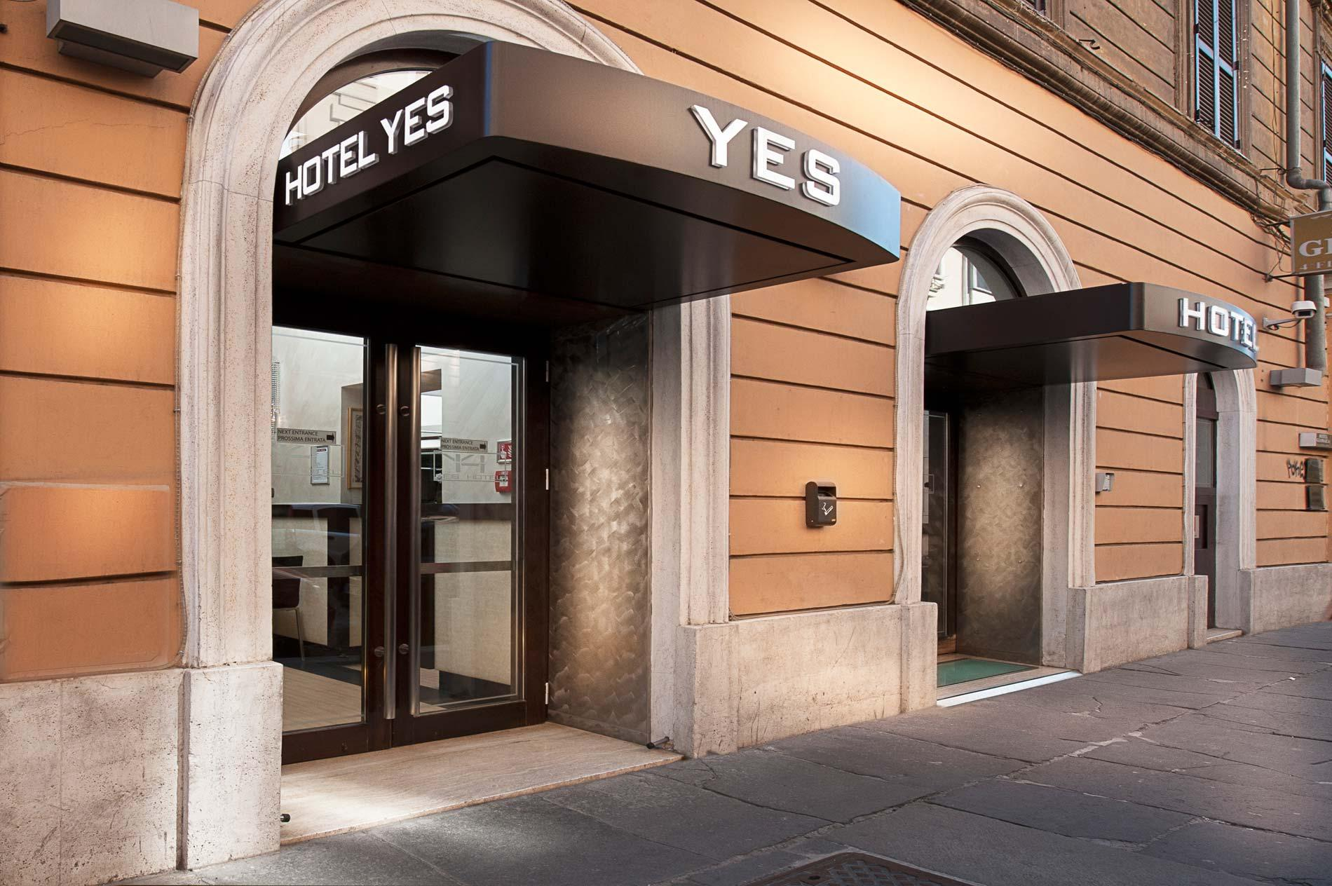 Holidays at Yes Hotel in Rome, Italy