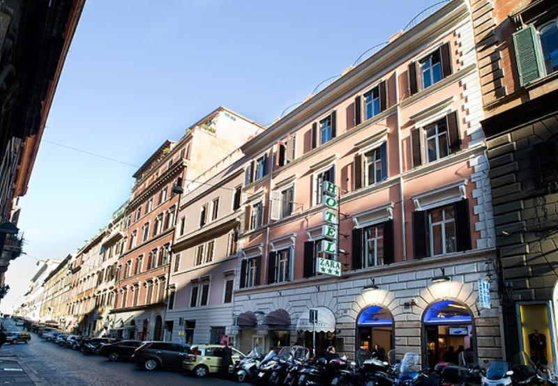 Holidays at Zara Hotel in Rome, Italy