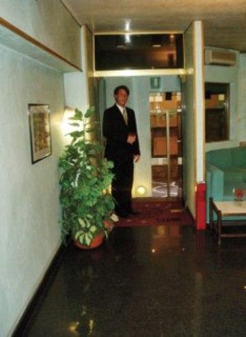 Holidays at Galileo Hotel in Rome, Italy