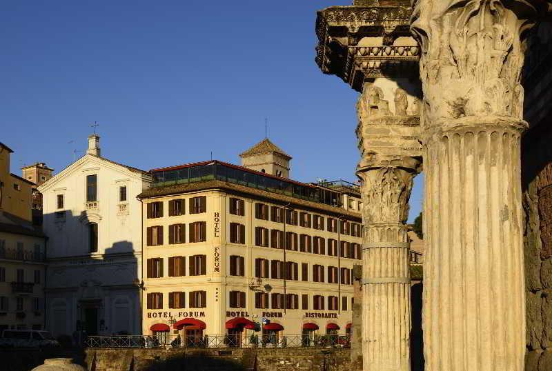 Holidays at Forum Hotel in Rome, Italy
