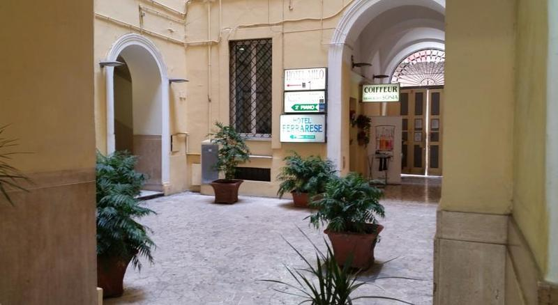 Holidays at Milo Hotel in Rome, Italy