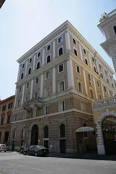 Holidays at Massimo Hotel in Rome, Italy