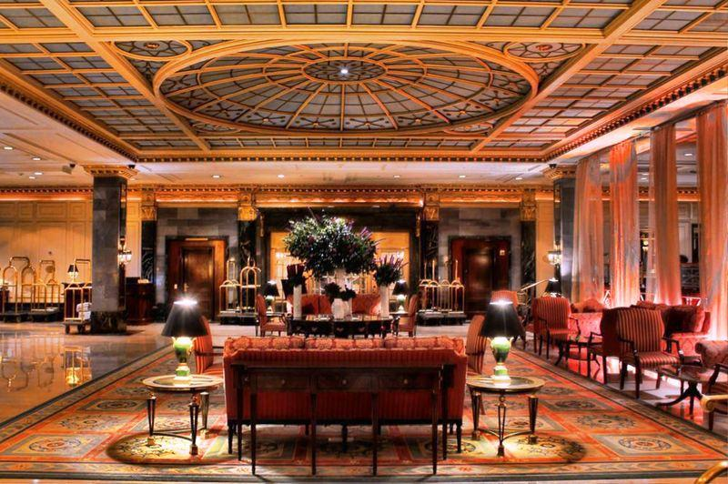 Intercontinental The Barclay New York Hotel New York New