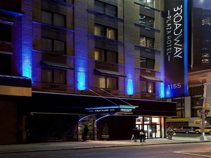 Broadway Plaza Hotel New York New York Usa Book