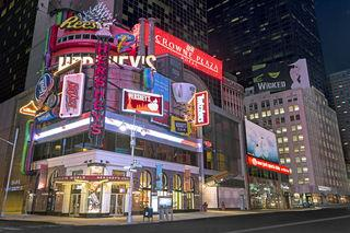 Holidays at Crowne Plaza Times Square Hotel in New York, New York