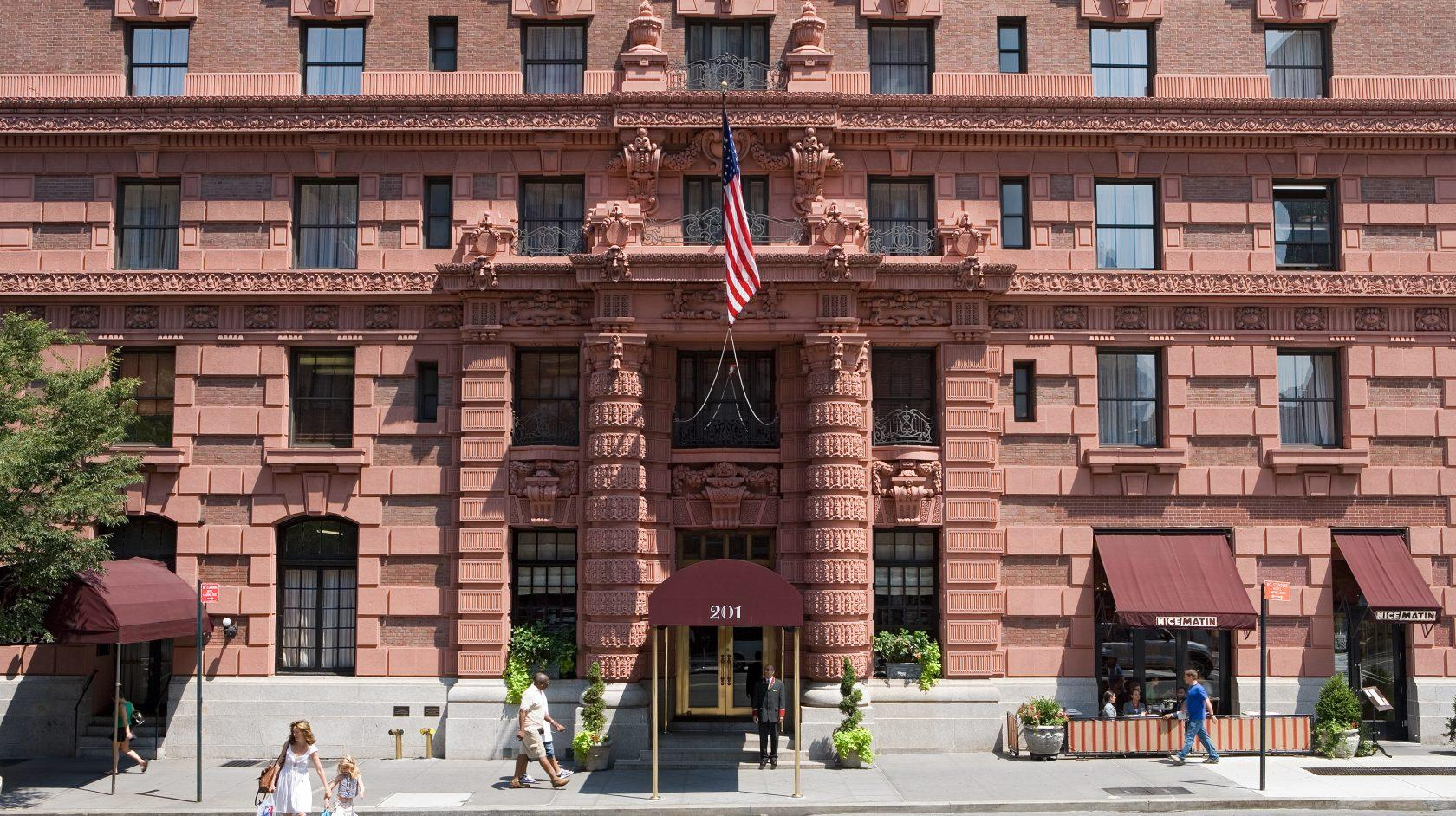 Holidays at Lucerne Hotel in New York, New York