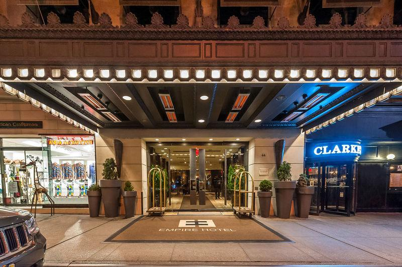 Holidays at Empire Hotel in New York, New York