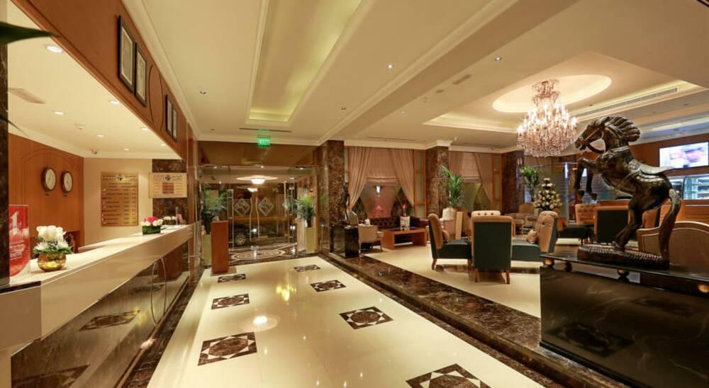 Holidays at Al Khaleej Palace Hotel in Deira City, Dubai