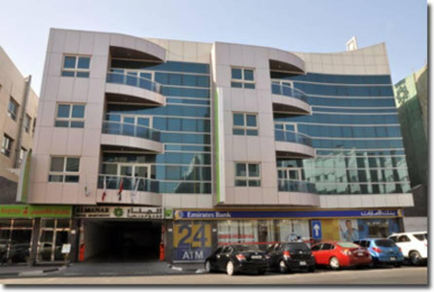 Holidays at Al Manar Apartment Hotel in Deira City, Dubai