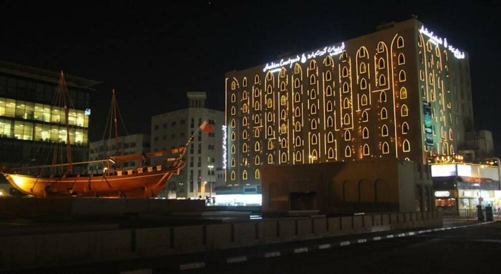 Holidays at Arabian Courtyard Hotel and Spa Hotel in Bur Dubai, Dubai
