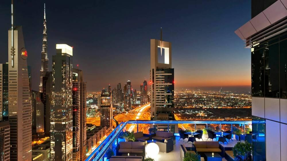 Holidays at Four Points By Sheraton Sheikh Zayed Road Hotel in Sheikh Zayed Road, Dubai