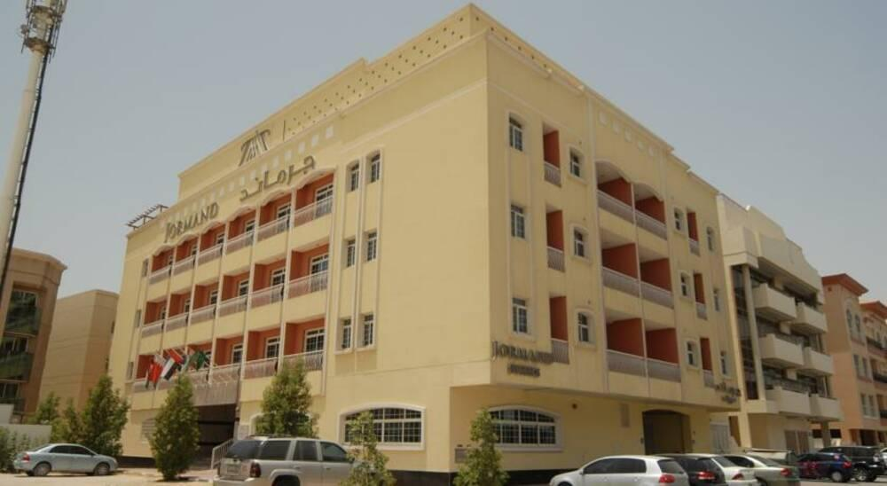 Holidays at Jormand Suites Dubai Hotel in Bur Dubai, Dubai
