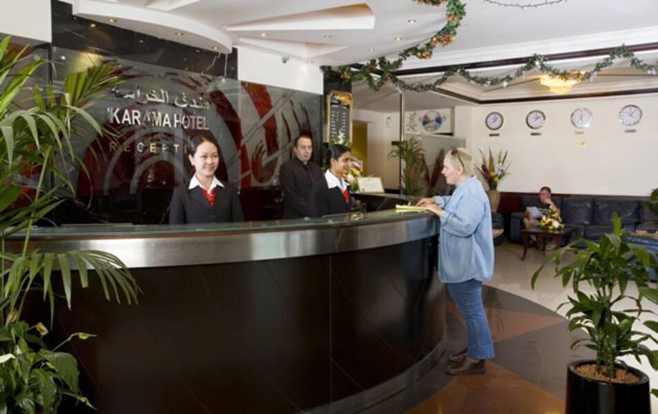 Holidays at Karama Hotel in Deira City, Dubai