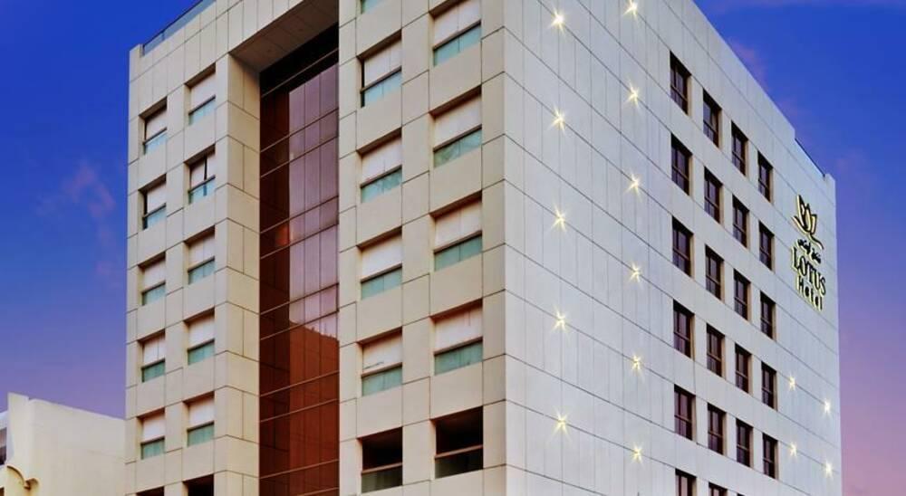 Holidays at Sun and Sky Al Rigga Hotel in Deira City, Dubai
