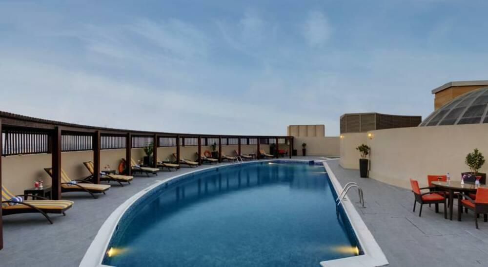 Holidays at Lotus Grand Hotel Apartments in Deira City, Dubai
