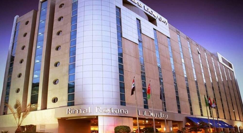 Holidays at Rimal Rotana Suites Hotel in Deira City, Dubai