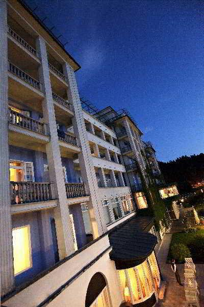 Holidays at Grand Toplice Hotel in Bled, Slovenia