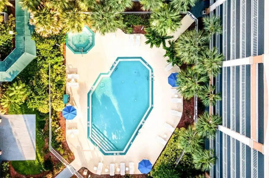 Holidays at Quality Suites Orlando in Orlando International Drive, Florida