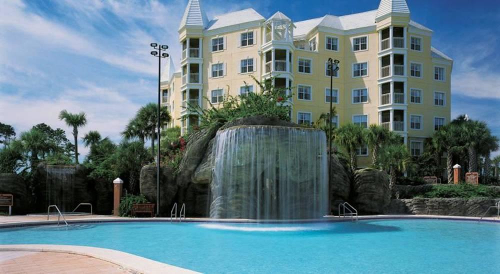Holidays at Hilton Grand Vacations Suites at Seaworld in Orlando International Drive, Florida