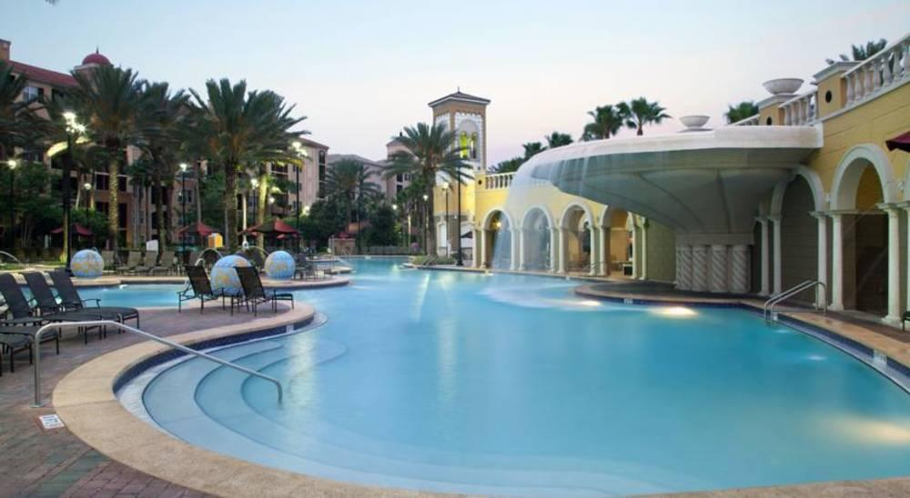 Holidays at Hilton Grand Vacations Suites on International Drive in Orlando International Drive, Florida