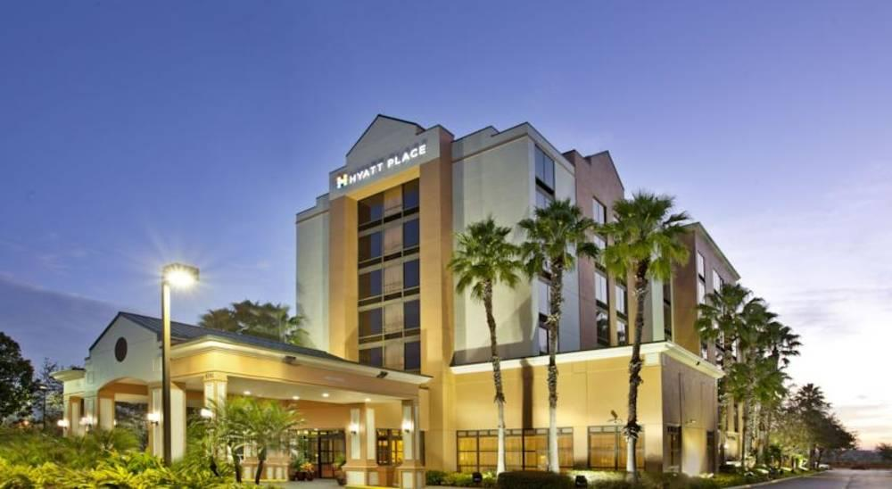 Holidays at Hyatt Place Convention Center in Orlando International Drive, Florida