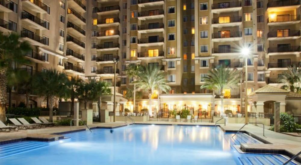 Holidays at Lake Eve Resort Hotel in Orlando International Drive, Florida