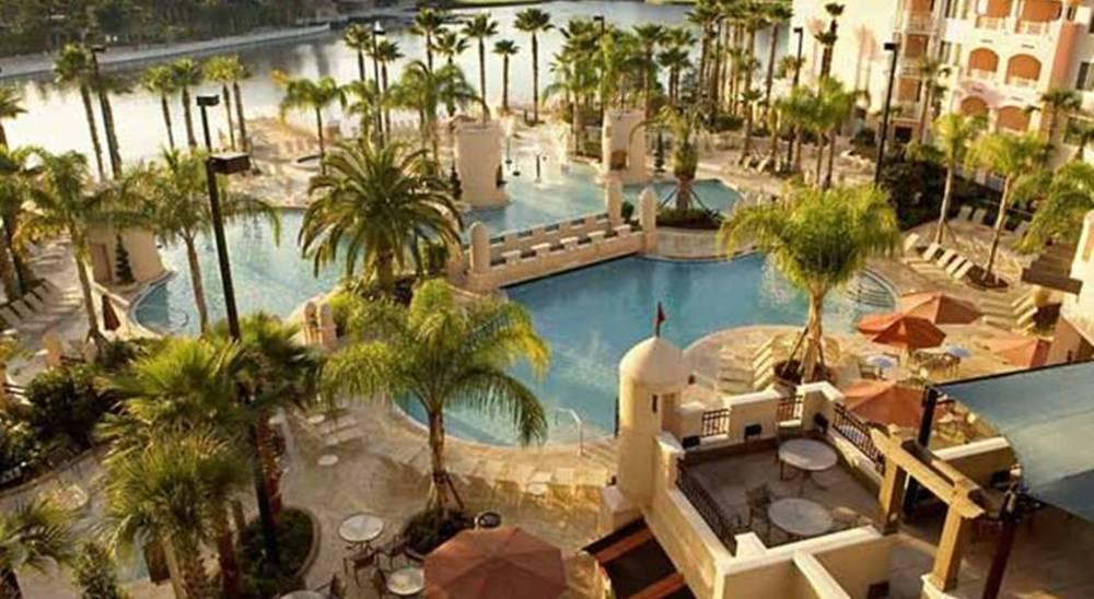 Holidays at Marriott Grande Vista Hotel in Orlando International Drive, Florida