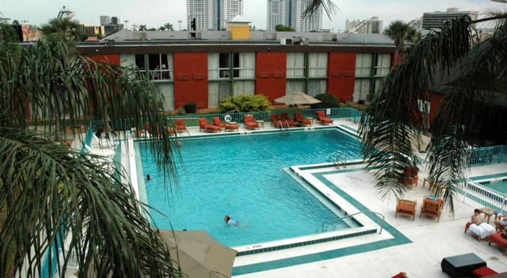 Holidays at Floridian Express Hotel in Orlando International Drive, Florida