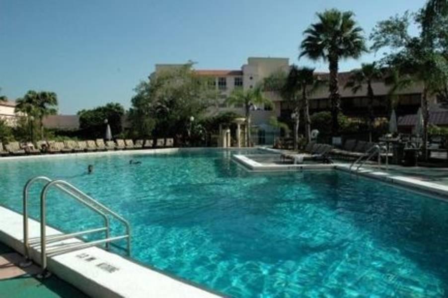 Holidays at Orlando Metropolitan Resort Hotel in Orlando International Drive, Florida