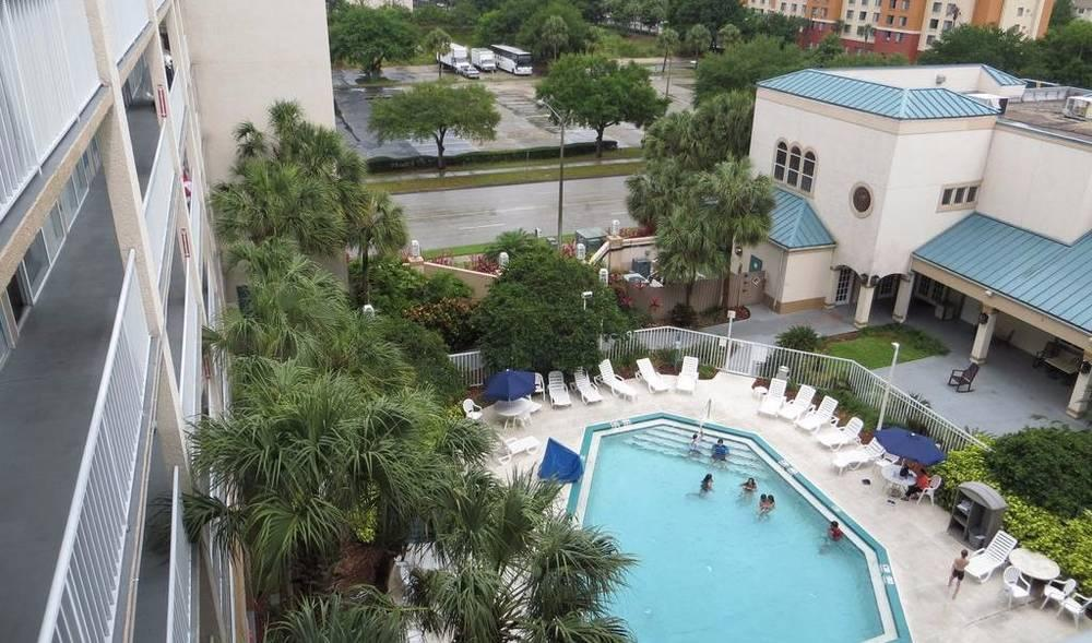Holidays at Quality Suites Near Orange County Convention Center in Orlando International Drive, Florida